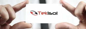 Fundação da empresa TEKISOL em 2016